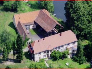 Luftaufnahme, 4* Ferienwohnungen Reichholdsmühle in Kaiserslautern