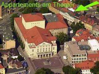Willkommen in den AAT Appartments in Weimar, Gästewohnung in Weimar am Theater in Weimar, Thüringen