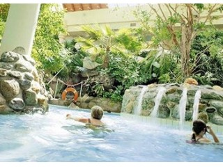 Eine grandiose Badeanlage, Adria-pur für Centerpark Hochsauerland in Medebach