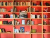Bücher Dachgeschoss