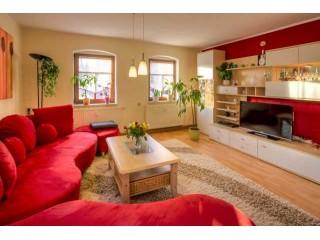 Wohnzimmer, Apartment 6 · in Dresden