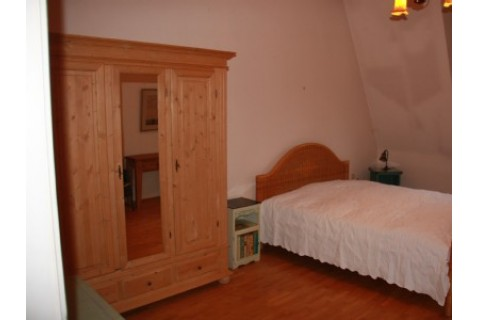 Schlafzimmer 1 Doppelbed
