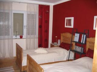 Apartment -Lucca - Schalfzimmer, Ferienwohnungen & Gästewohnungen  - Tautz in Nürnberg, Mittelfranken