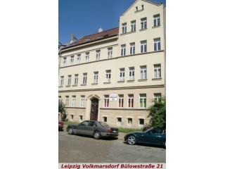 Hausansicht, Appartement ANNA in Leipzig / Volkmarsdorf