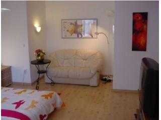 Wohn-/Schlafraum | Appartement Berlin-Wilmersdorf, Appartement Berlin-Wilmersdorf in Berlin