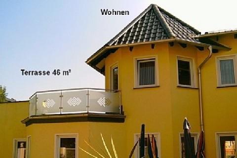 Zweifamilienhaus Baujahr 2006 mit Dachterrasse