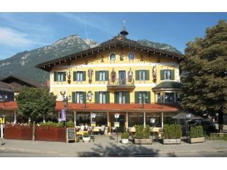 , Atlas Posthotel in Garmisch-Partenkirchen
