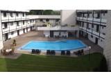 Atrium Möhnesee - Wohnung 48 qm-Küche-Bad Wohnz.-Schlafz.  groß. überdach. Balkon (max. 4 Pers.) in Möhnesee