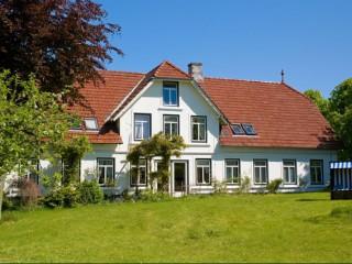 Hausansicht, Bauernhausurlaub an der Ostsee in Oersberg