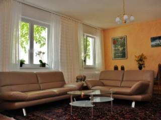 Wohnzimmer, Bellevue-Residenz in Berlin-Mitte in Berlin