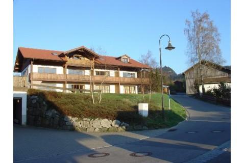 Hausansicht Berghaus Schmölz