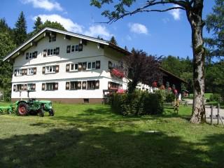 Hofgebäude, BioHof - Oberstixner in Missen-Wilhams