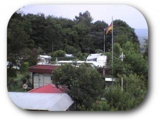 , Campingplatz Nesselröder Warte in Duderstadt, Niedersachsen