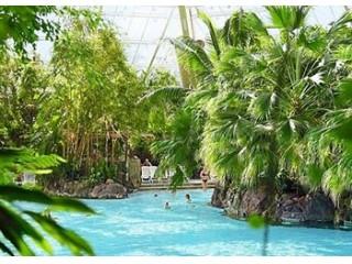 Ein Park, der Erholung und Abwechslung bietet., Adria-pur für Centerpark Bispinger Heide in Bispingen