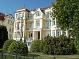 Villa Meereswoge in Seebad Bansin in Benz, Usedom