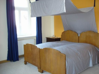 Schlafzimmer, Dr. Johannes Richter in Göda