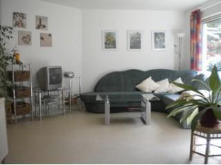 Wohnzimmer, Energieoase Ruf | Ferienwohnung in Rielasingen-Worblingen