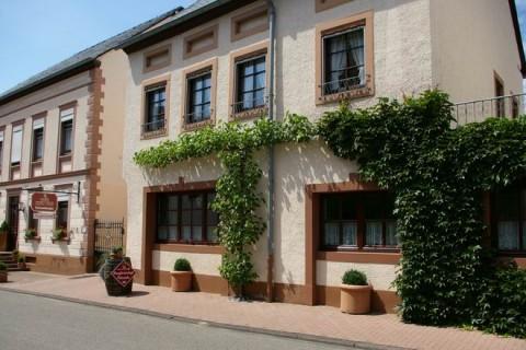 Ihr Feriendomizil Eulenhof von der Straßenseite