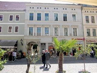Ansicht Collegienstraße, Ferien in der Lutherstadt in Lutherstadt Wittenberg