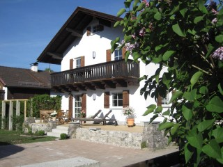 Hausansicht, Ferienapartment Ottilia in Schwangau