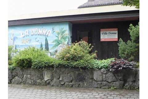 Aussenansicht Ferienbungalow Villa Donna