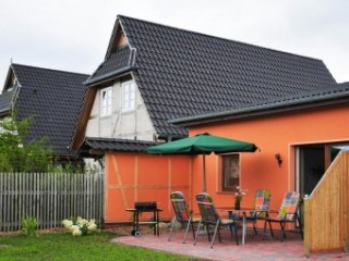 Ferienhaus am Saaler Bodden, Ferienhaus am Saaler Bodden in Neuendorf