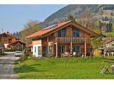 Ferienhaus an der Zugspitze   Panorama - Ferienhaus an der Zugspitze in Unterammergau