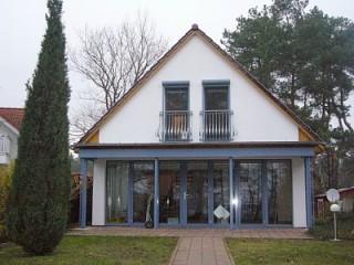 Ferienhaus Bayer II Fleesensee, Ferienhaus & Gästehaus Bayer I Fleesensee in Malchow OT Silz, Mecklenburg