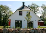 Ferienhaus Fru - Ferienhaus Wittenbeck mit Sauna Kamin in Wittenbeck