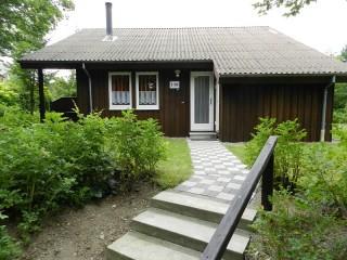 Hausansicht Osten, Ferienhaus Högi in Extertal