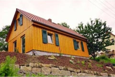 Hausansicht/ Ferienhaus