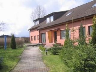 Hausansicht, Ferienhaus \ Ferienwohnungen Lübberstorf in Lübberstorf