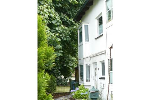 Eingang Ferienhaus Waghalsstraße 10i