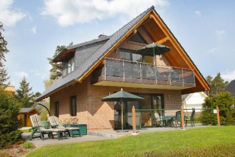 Ferienhaus in Röbel Müritz-Seepark
