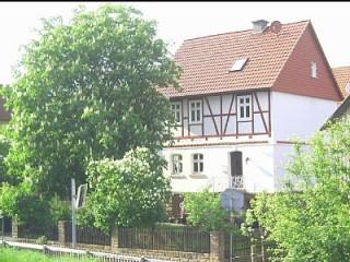 Hausansicht, Ferienhaus Kastanie in Cornberg-Rockensuess in Cornberg-Rockensüß