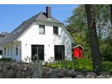 Ferienhaus Mann - Ferienhaus Wittenbeck mit Kamin  in Wittenbeck