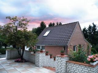 unser Ferienhaus im Garten, Ferienhaus | Messerschmidt in Ratzeburg