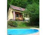Ferienhaus Obermühle Teichröda - Ferienhaus mit Pool Obermühle Teichröda in Remda-Teichel