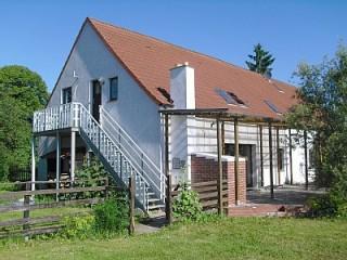 Hausansicht, Ferienhaus Parmen | Uckermarck in Nord-West Uckermark OT Parmen