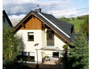 Hausansicht, Ferienhaus Reichelt in Neuhausen / Erzgebirge