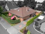 Ferienhaus Sonnenschein - befindet sich in ruhiger Wohnlage, in der Gemeinde Moormerland / Ortsteil Warsin in Moormerland