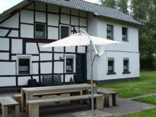 Willkommen in Kleinfrankreich, Ferienhaus und Gästehaus in der Eifel in Monschau
