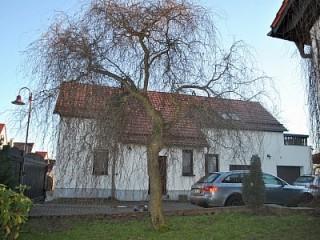 Außenansicht, Ferienhaus & Gästehaus Margarete in Naunhof bei Grimma