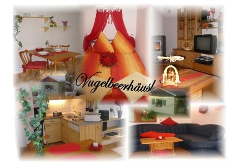 Herzlich Willkommen & Glück Auf im Ferienhaus Vugelbeerhäusl` mitten im Erzgebirge