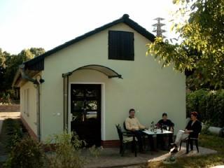 Vorderansicht, Ferienhaus Zippel in Quitzöbel