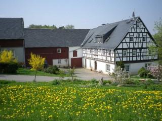 Unser Ferienhof, Ferienhof Leistner in Stützengrün / Lichtenau