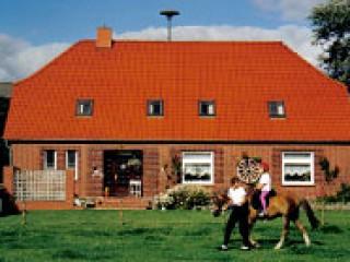 Hausansicht, Ferienhof Schoof in Norderwöhrden OT Wellinghusen