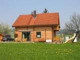 Ferienholzhaus Simone - Urlaub in der Fränkischen Schweiz in Ahorntal