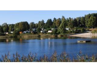 Blick auf Baedesee, Ferienpark Heidesee GmbH in Faßberg