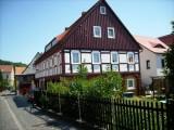 Ferienwohnung Adam - Die Ferienwohnung befindet sich in einem Umgebindehaus, in der Oberlausitz. in Großschönau, Sachsen